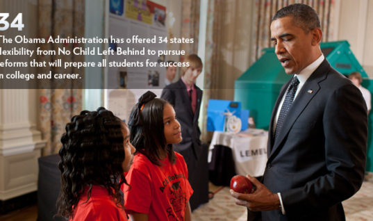 No Child Left Behind Act upgraded into the Every Student Succeeds Act