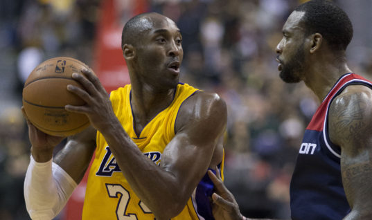 When We Talk About Kobe, How Come We Don't Talk About His Rape Case?