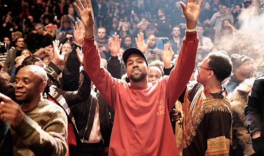 Kanye Is More of a Positive Influence Than You Think