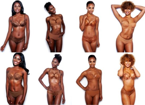 Why is Nude Just For White People?