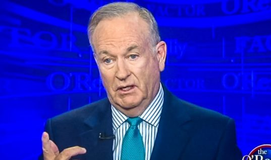 A Letter to Bill O' Reilly: You're An Idiot