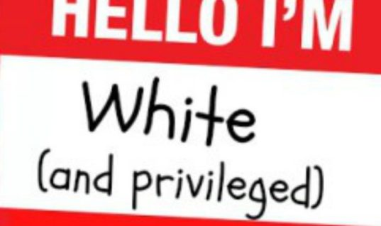 How I Benefit From White-Passing Privilege