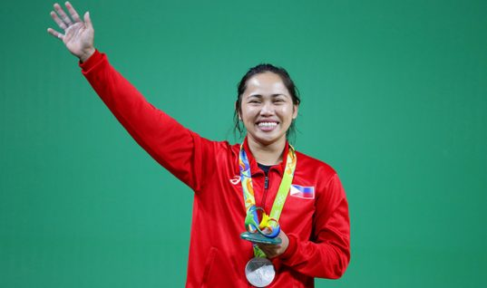 Hidilyn Diaz: Olympic Medal Drought Ender