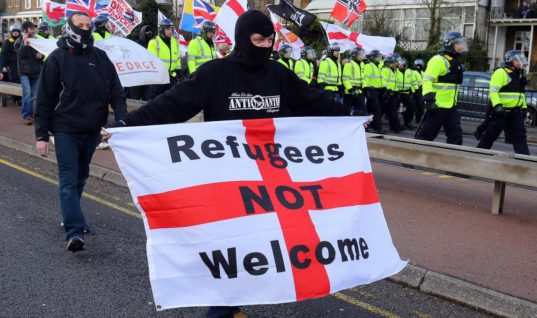 When History Repeats: why there is still a huge issue of racism within the UK