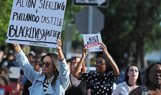 #AllBlackLivesMatter: The Battle with Representing Black Intersection