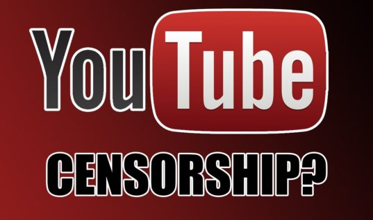 #YoutubeIsOverParty: Censorship vs. Freedom of Speech
