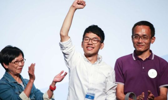 Nathan Law: From Student Protester to Lawmaker