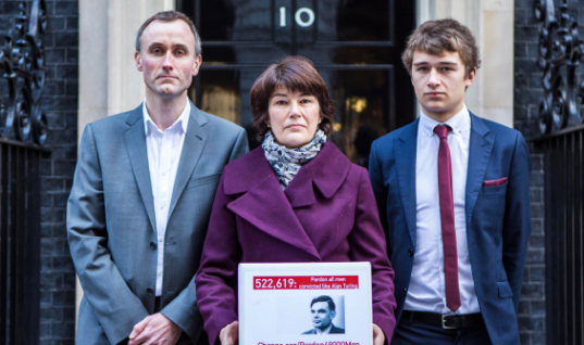 UK Government Abolishes Turing Law, Pardoning Thousands of LGBT+ Men of Sex Offenses