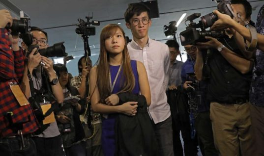 Pro-Democracy Lawmakers Barred from Taking Office