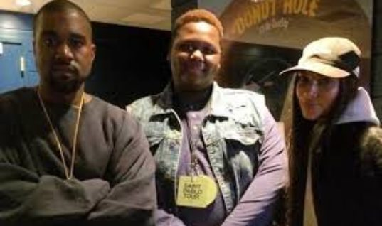 Kim and Kanye Invite Alton Sterling's Son To Show