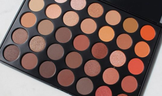 10 Perfect Fall/Winter Eye Shadow Palettes