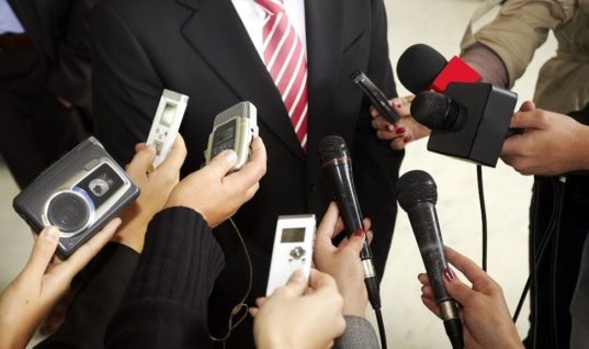 """How Hard-Hitting Reporters Turned Into """"The Media"""""""