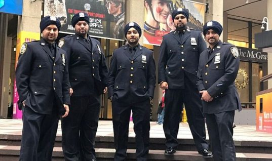 Sikh NYPD Officers Can Now Wear Turbans on Duty