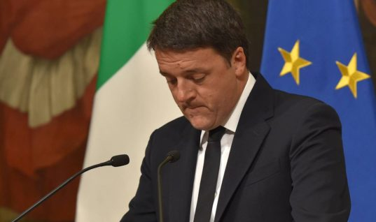 The Italian Government Just Made Some Big Changes