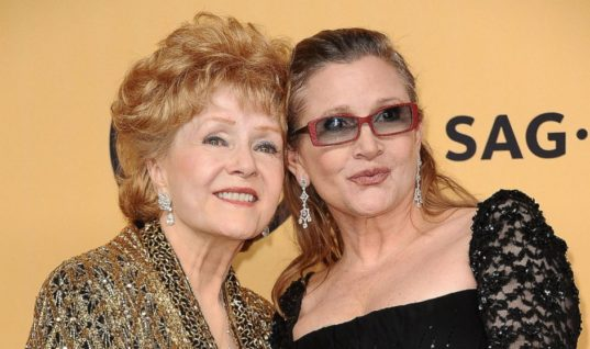 Actress Debbie Reynolds Passes Away One Day After Daughter Carrie Fisher