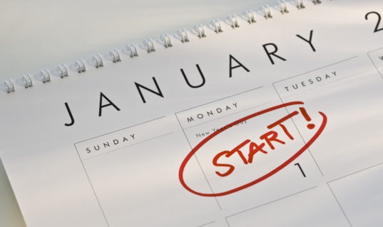 50 New Year's Resolution Ideas