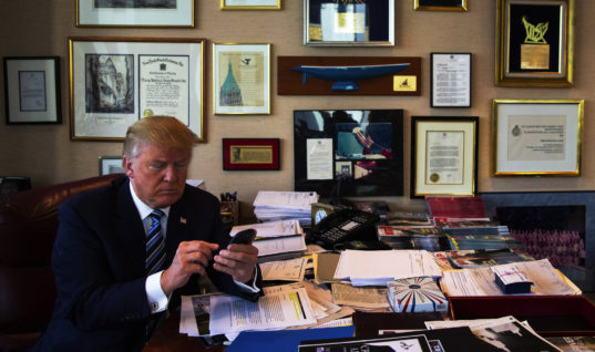 Presidential Twitter Beef: How 140 Characters Could Lead to Nuclear Destruction