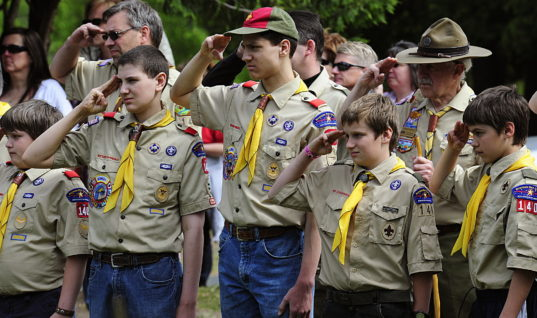 Transgender Boy Kicked Out of the Boy Scouts for Being Trans