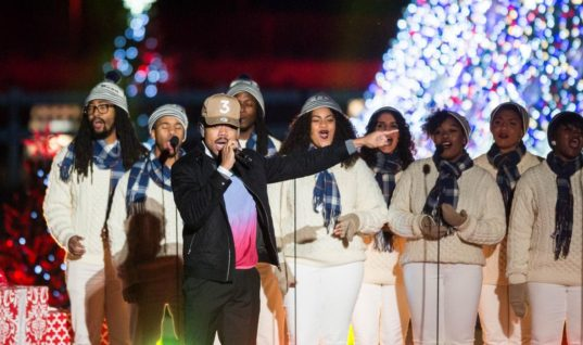 Chance the Rapper and Jeremih's Christmas Mixtape is a Love Letter to Chicago Women