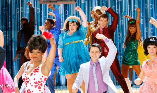 You Can't Stop the Beat: Hairspray Live! Review