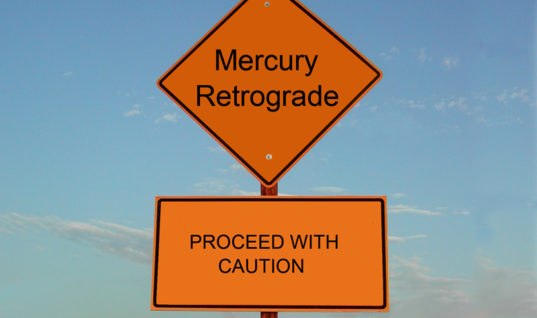 How to Make The Most Of Mercury's Retrograde For 2017