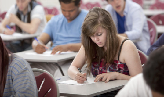 Why College Entrance Tests Need to Exit