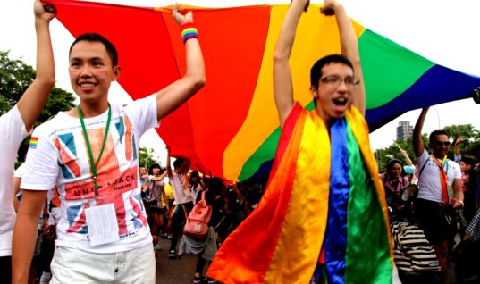 Turning The Tide: Taiwan Makes Move In Support Of Marriage Equality In Asia