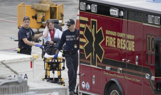 Three Ft. Lauderdale Shooting Victims Identified
