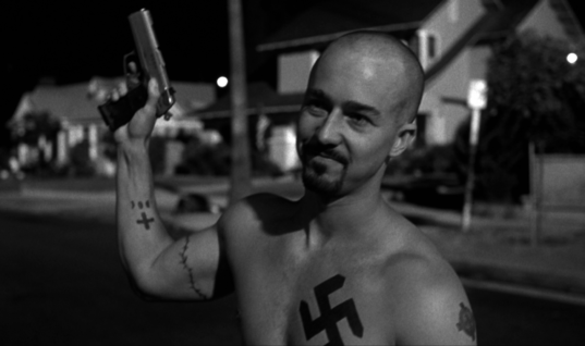 American History X: A Foreshadowing of America's Narrow-Minded Future