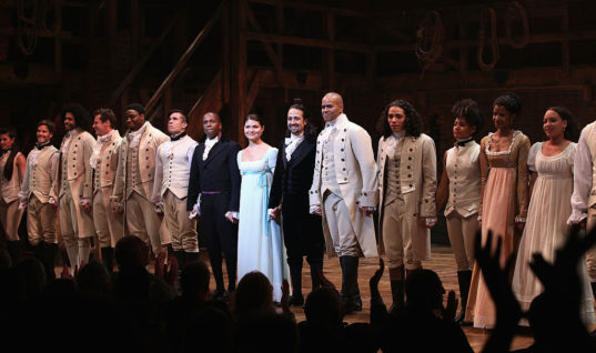 Why Hamilton Isn't For White People