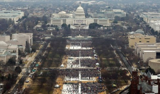 My Experience at Trump's Inauguration (Here's a Hint: It Wasn't Fun)