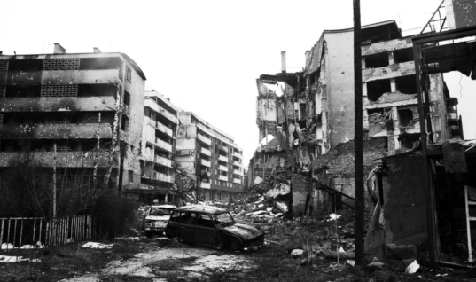 Revisiting Yugoslavia to Understand Syria
