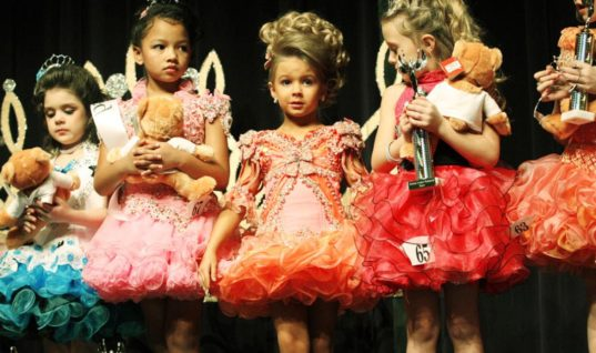 The Truth About The Child Beauty Pageant Industry