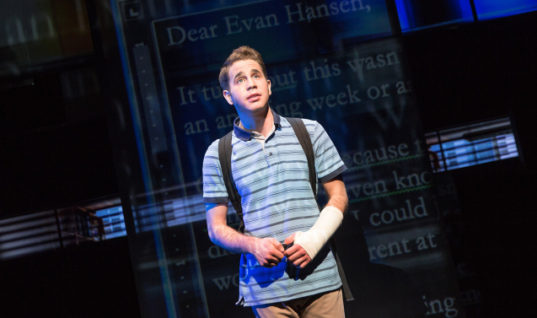Why You Should Check Out Broadway's Newest Hit: Dear Evan Hansen