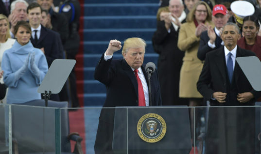 An Analysis of Donald Trump's Inauguration Speech