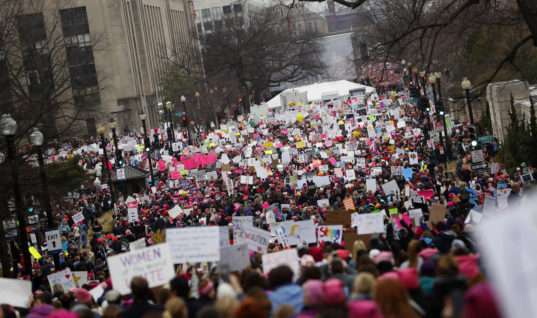 No, the Women's March Was Not Just About Abortion