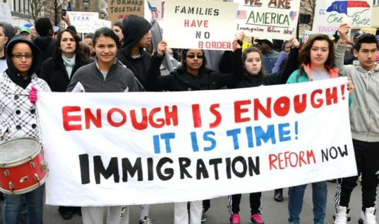 Immigrants Belong in America