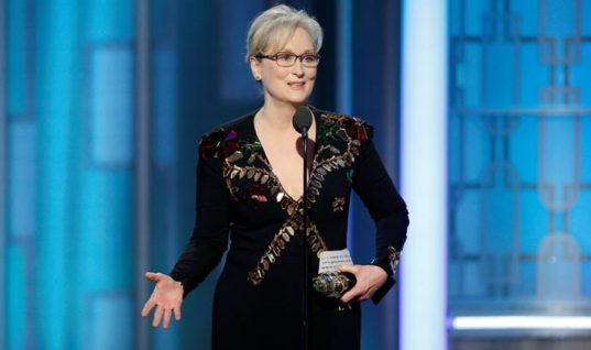 Meryl Streep Is The Only White Person In Hollywood Worth Loving