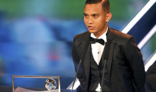 Mohd Faiz Subri: The First Asian Footballer to Win Best Goal at FIFA Football Awards