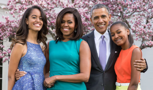 Dear Obama Family: Thank You For Everything