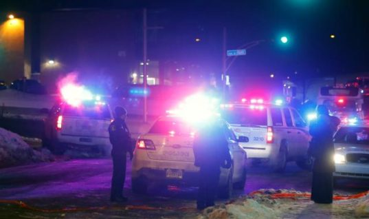 Six Dead After Shooting In Quebec City Mosque
