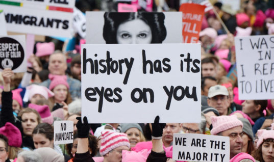 Highlights From the Women's March
