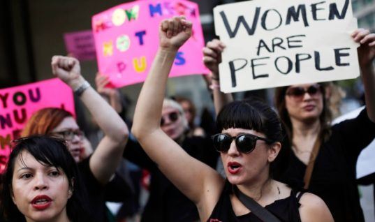 Women's March Becomes The Largest Inaugural Protest In US History