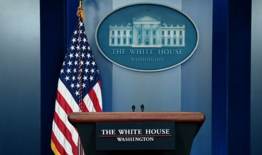 The Pressing Issue: Will Journalists be Allowed in the White House?