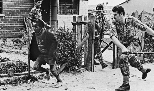 White South Africans and Their Documented History of Domestic Terrorism