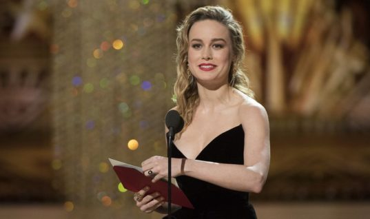 Brie Larson, Who Portrayed An Abuse Victim, Had To Give An Abuser An Oscar