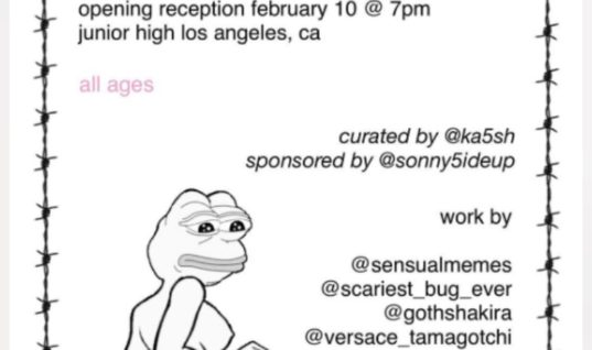 By Any Memes Necessary: A Meme-Centric Art Show