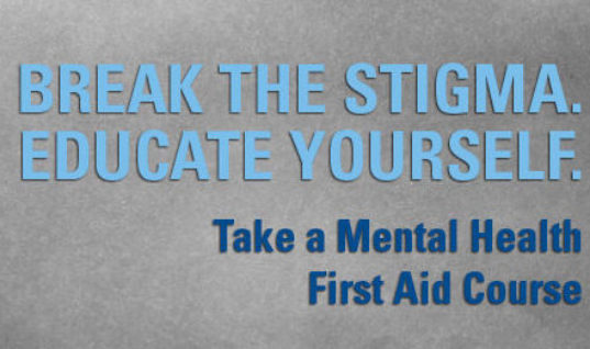 How Mental Health First Aid Courses Can End Stigma