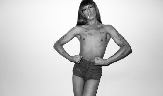 Mykki Blanco Was Threatened With Jail Time On a Delta Flight For Being Queer