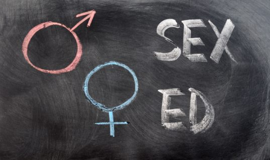 A List of Things Sex-Ed Never Taught Me